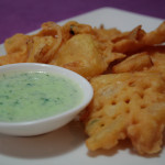 fried pakora