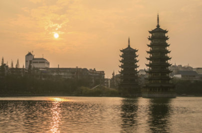 Guilin e i villaggi campestri