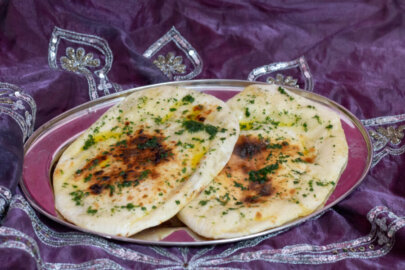 Come preparare da soli il Cheese Naan